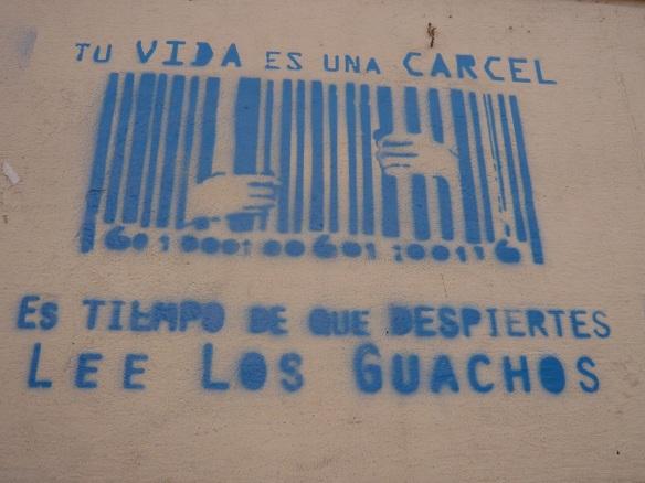 © Sophie Anglade Ta vie est une prison (Buenos Aires, 2013)